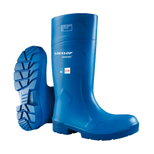 Dunlop Foodpro Purofort Multigrip Boot Blue