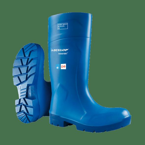 Dunlop Foodpro Purofort Multigrip Safety Boots #5163155