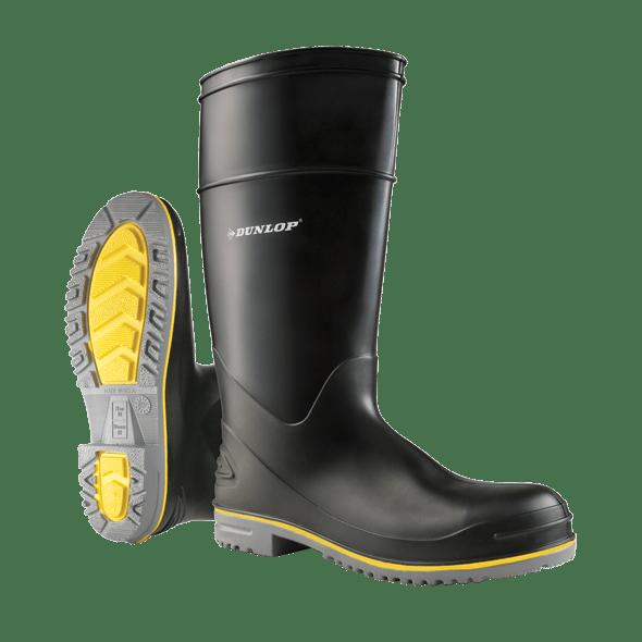 Dunlop Polyflex 3 Steel Toe Boots