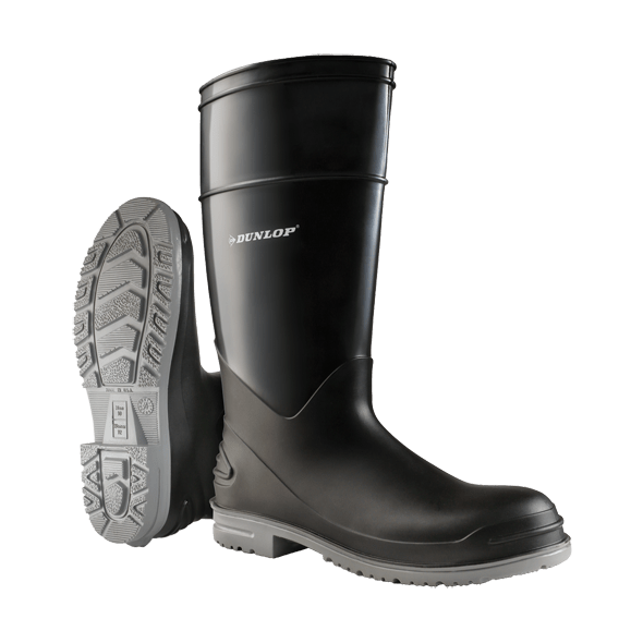 Dunlop PolyGoliath Steel Toe Boots