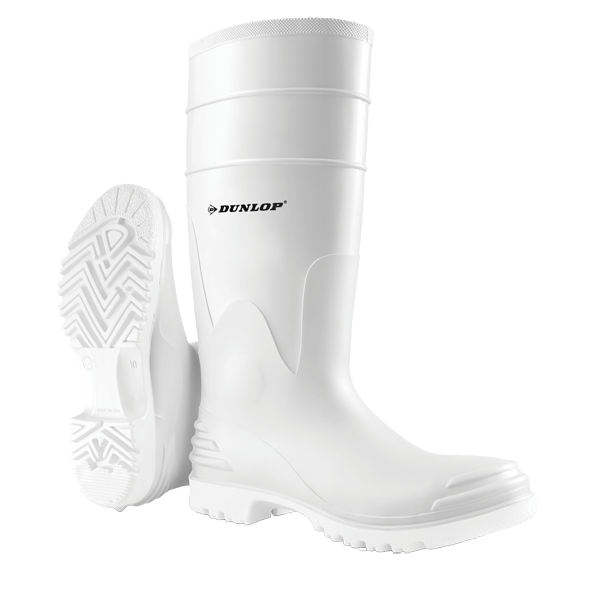 Dunlop Polymax Steel Toe Boots