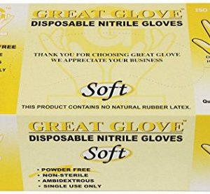 Great Gloves Yellow Box Examination