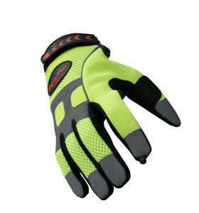 HiVis Super Grip Non Insulated 0279