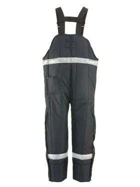 Iron-Tuff Enhanced Visibility High Bib Overalls