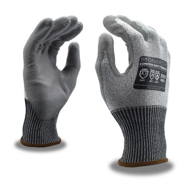 Monarch PU gloves 3751