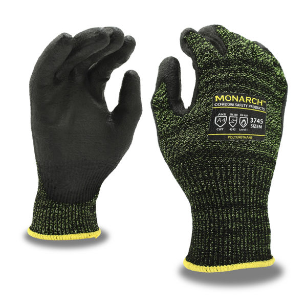 Monarch Soft Gloves PU Palm