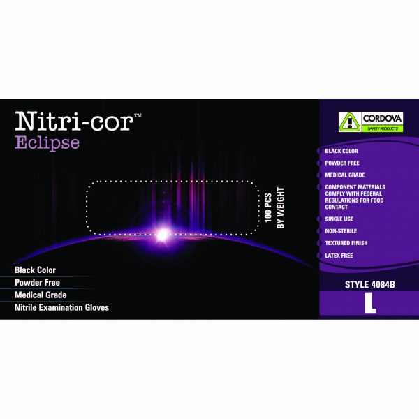 Nitri-Cor Eclipse™ Medical Nitrile 4084B