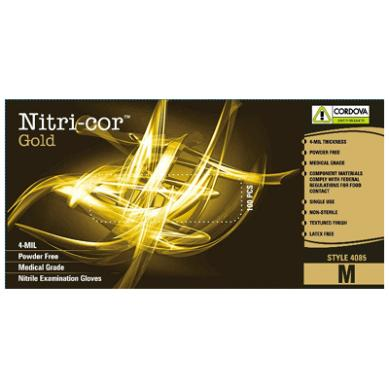 Nitri-Cor Gold Examination Grade Powdered Free 4085