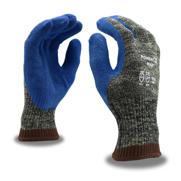 Power-Cor Max Gloves Aramid, Steel, Cotton, Latex