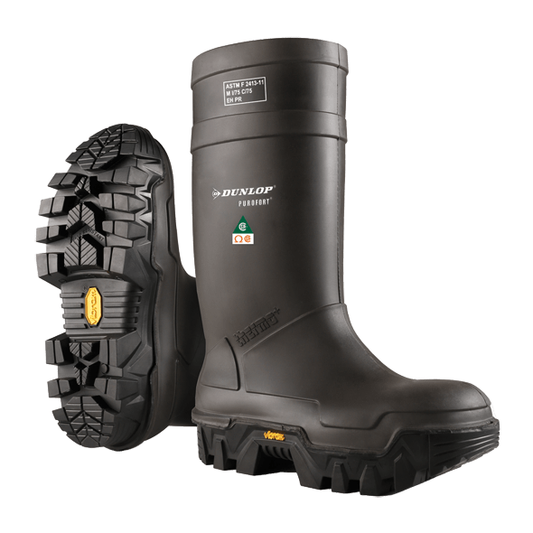 Dunlop Explorer Thermo Plus Full Safety Vibram Sole
