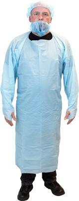 CPE Blue Apron Coat