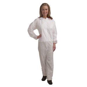 Disposable Coveralls Econo Weight