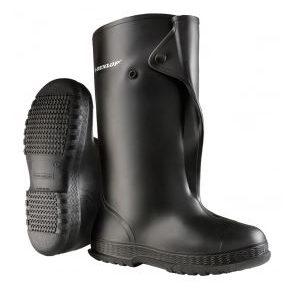 Dunlop 17-inch Black overshoes