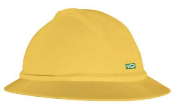 Full Brim Hard Hats