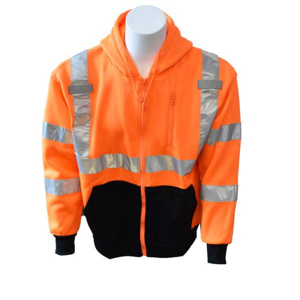 Orange Sweatshirts SJ400