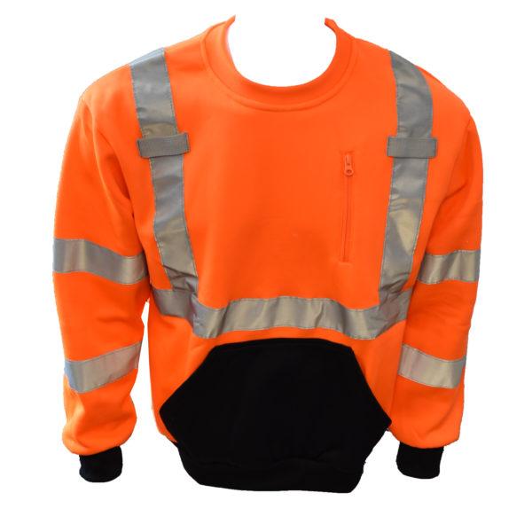 HiVis Sweatshirts SS100 No Hood
