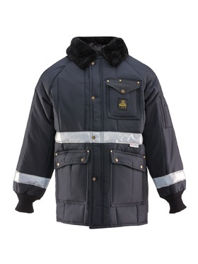 Iron-Tuff Enhanced Visibility Siberian Jacket