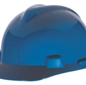 MSA V GARD Blue Cap