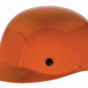 Orange Bump Caps MSA