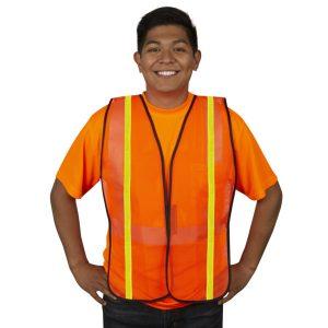 Safety Vest Non Rated V110L