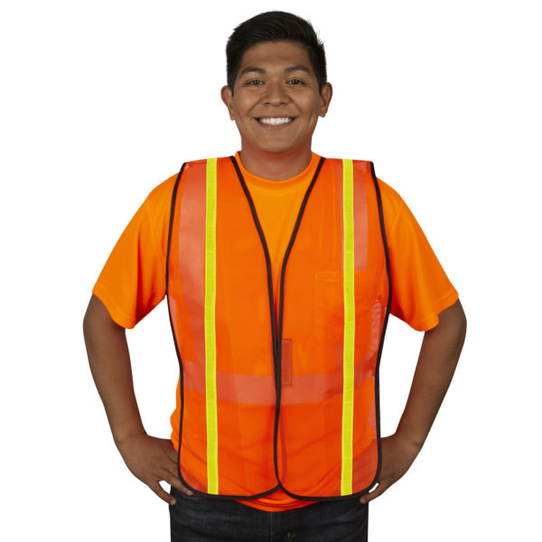Safety Vests Non Rated V110L