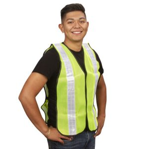 Safety Vest Non Rated V121W