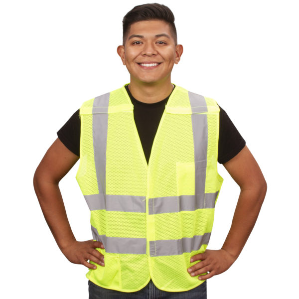 Safety Vests VB231P Class 2