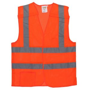 Safety Vests VB23O P Class 2