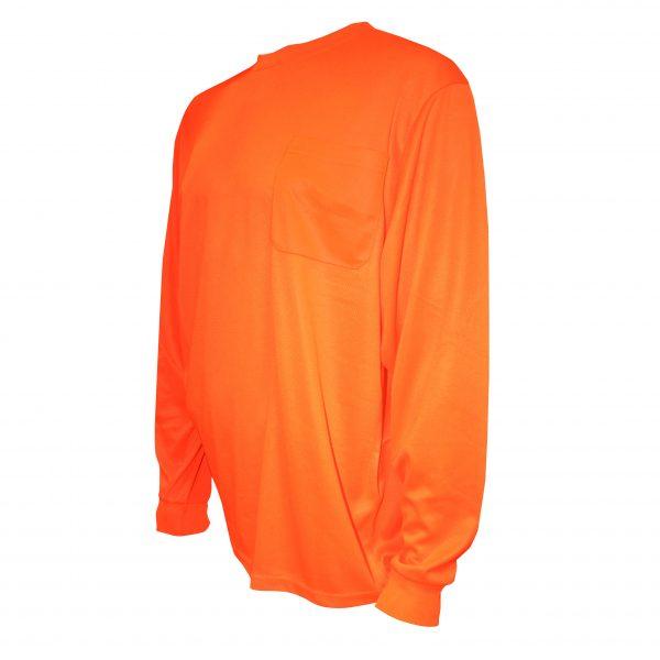 V140-Orange-t-shirt long sleeve