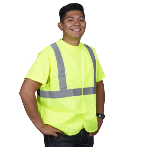 Safety Vests V211P Class 2