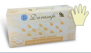 Durasafe Vinyl Medical Gloves 2320