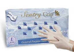 Sentry Latex General Purpose Gloves 1280