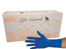 Sentry Latex Medical Gloves Model 1240