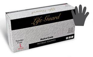 Life Guard Nitrile Powder-Free Medical Gloves 6330